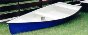 łódź wiosłowa duża